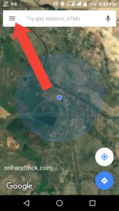 Google map me adress kaise dale