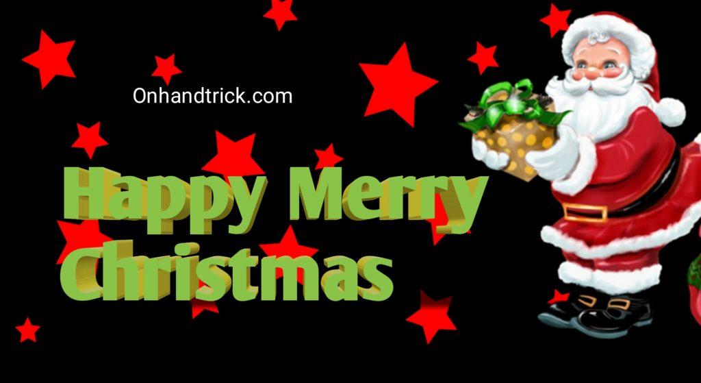 Happy Merry Chirstmass