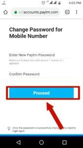 Paytm password Reset ,change kaise kare