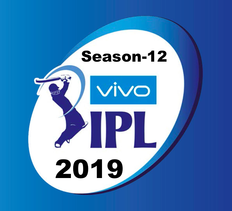 Vivo IPL 2019 All Team Player List