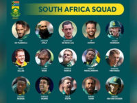 South Africa Team player list for world cup 2019