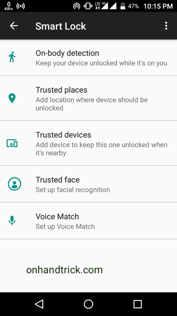 Android phone hidden tips and tricks