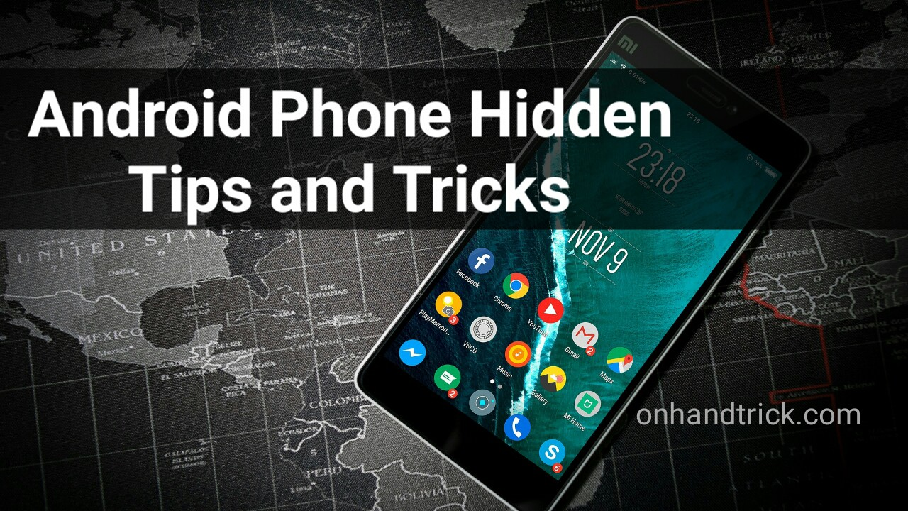 Best Android Phone Hidden Tips and Tricks In Hindi