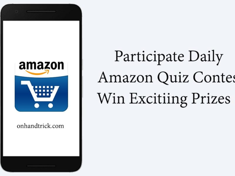 3 April 2020 Amazon Quiz  Answer-Win Firefox Mountain Cycle